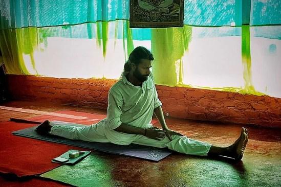 HIMALAYAN LOTUS YOGA, INDIA