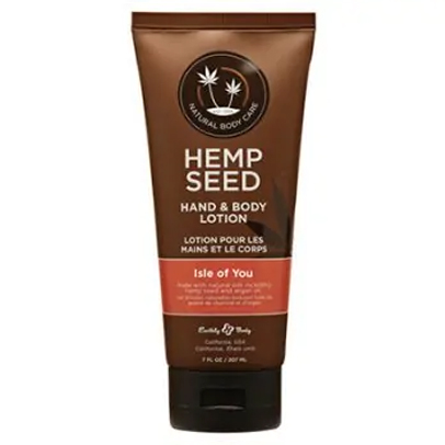 Earthly Body 7 oz Isle of You Hand and Body Lotion