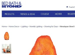 Where to buy himalayan salt lamp online BaB