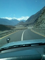 Road to Chilas