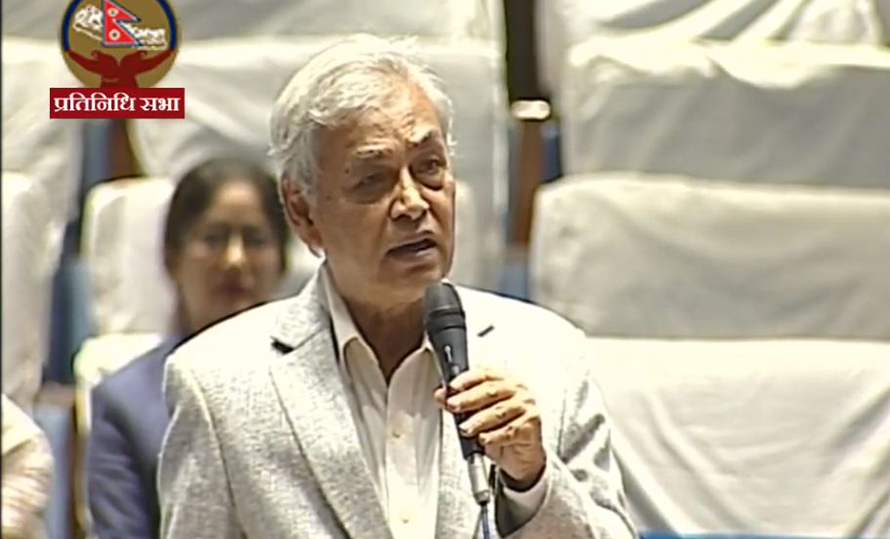 MP Giri's proposal: Let's only have embassies in India, China and the United States