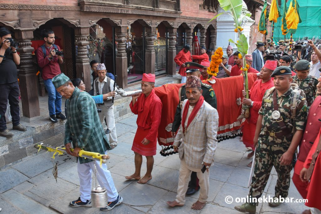 Today flowers are being imported, there will be no frills in Kathmandu
