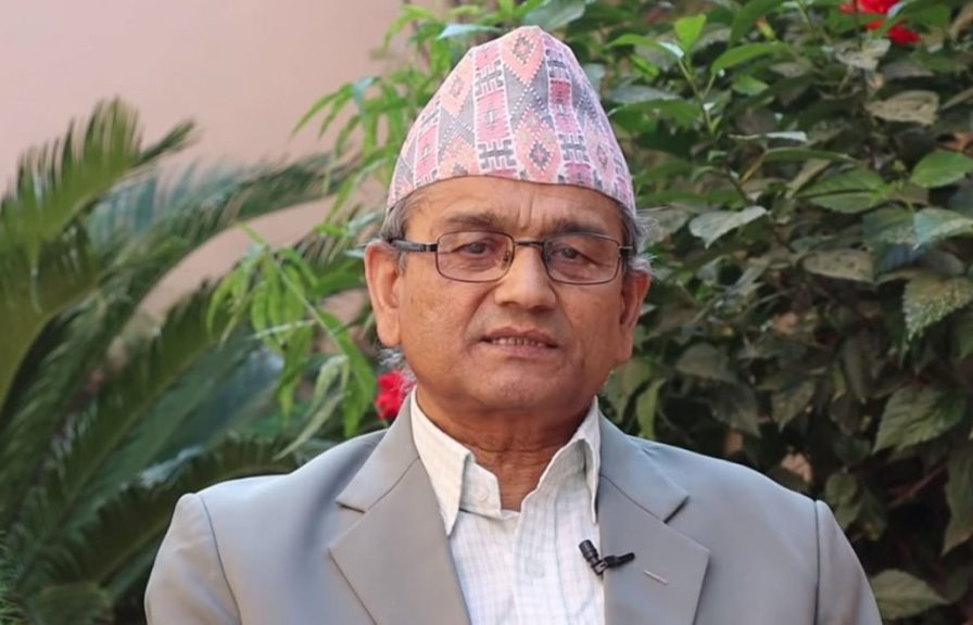 """""""It is not enough to simply return on June 2, 2075. Oli must also self-criticize that the dissolution of Parliament was a mistake."""""""