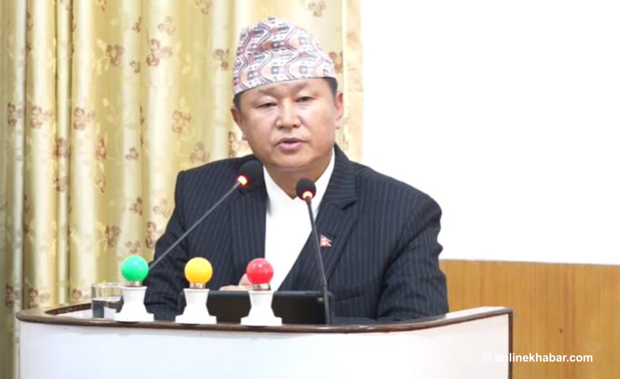 Not only Khuwalung stone, it should be protected: Chief Minister Rai