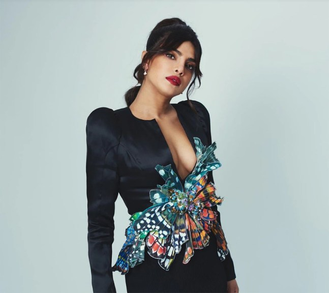 Priyanka Chopra has been appointed as the head of the aunt left by Deepika
