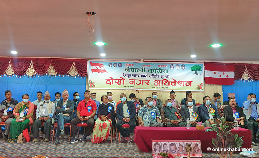 Congress session: unanimously elected leadership in 10 of the 12 municipalities of Gulmik
