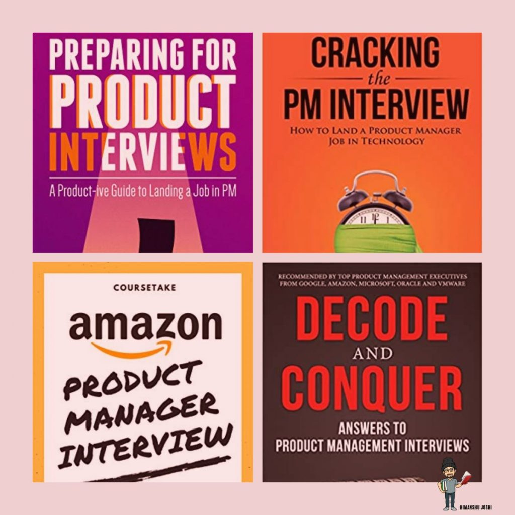 Top 5 Best Books to Crack Product Management Interview (2021)