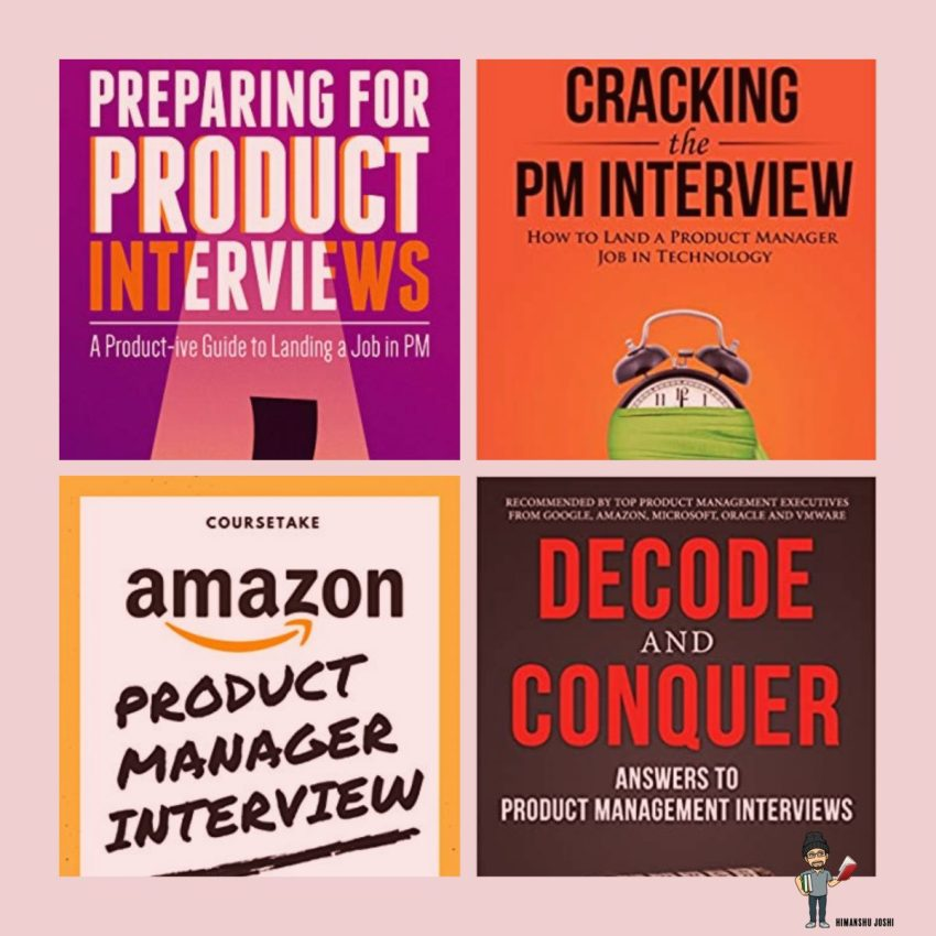 Top 5 best books for Product Management Interviews