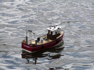Fishing Boat Majestic
