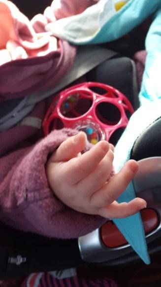 Im Auto