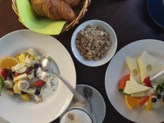 Frühstücksdate, die zweite
