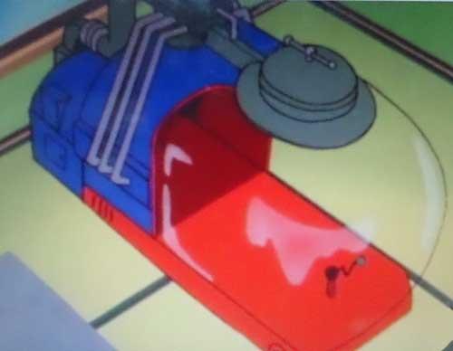 ドラえもんの人間製造機の画像