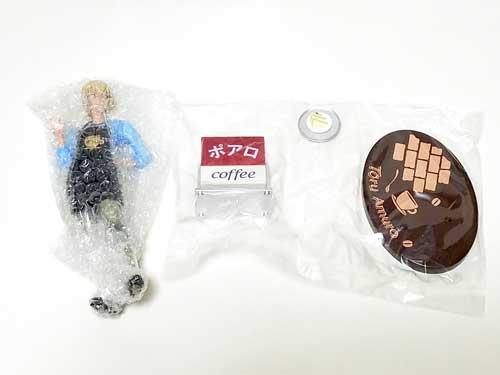 安室透 喫茶ポアロVer.フィギュアの中身画像