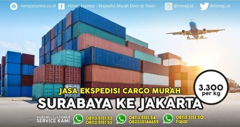 Ekspedisi Surabaya Jakarta