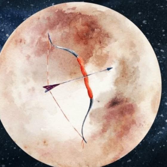 Луна в девятом доме