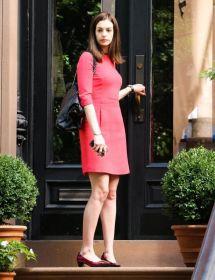 Intern Anne Hathaway Dress