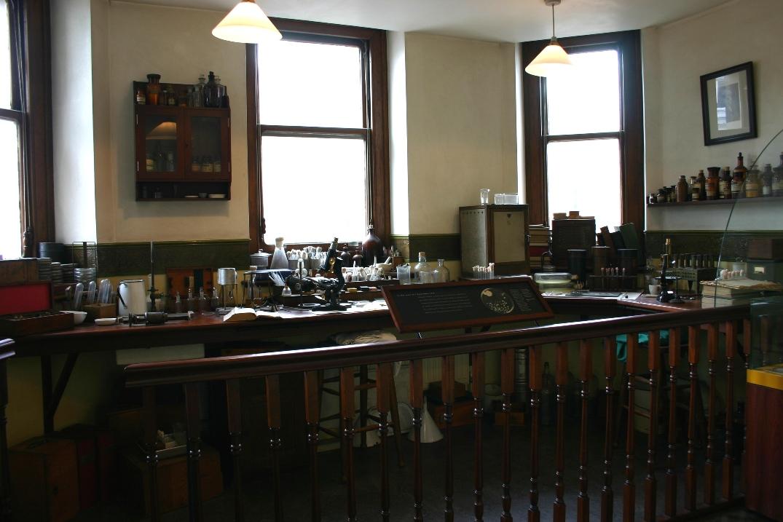 Bildergebnis für alexander fleming laboratory museum london
