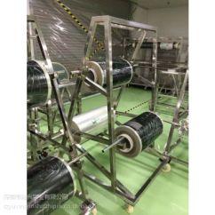 Kitchen Cart Table Sink With Drainboard 不锈钢制品_线网层架推车工作_不锈钢柜.周转车–【深圳市裕兴实业有限公司】