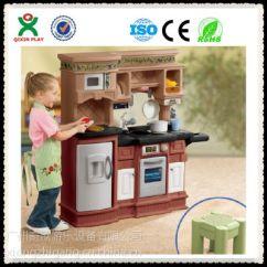 Childrens Play Kitchen Booth Seating 广州厂家供应儿童塑料小厨房幼儿塑料小厨房儿童游乐小厨房 价格 厂家