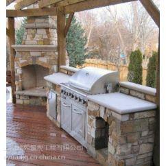 Outdoor Kitchen Square Table Sets 供应供应户外厨房壁橱橱柜户外厨房 价格 厂家 中国供应商