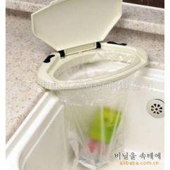 Kitchen Trash Bin Table Island 厂价供应韩国奶牛垃圾桶厨房垃圾桶吸挂垃圾桶 价格 厂家 中国供应商