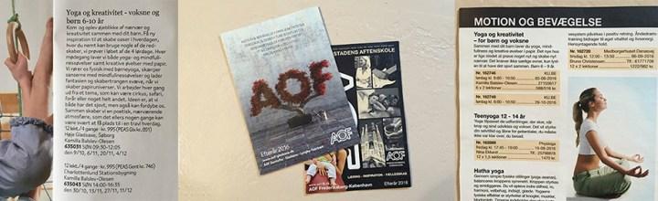 Nye kursusforløb igennem AOF – skal du med?