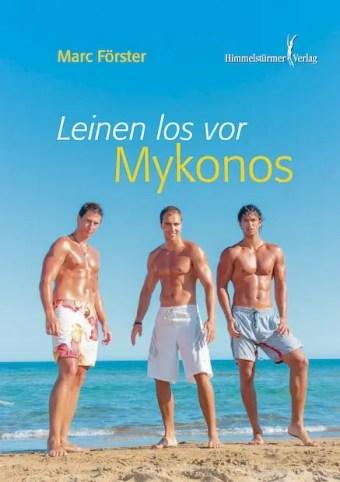 Leinen los vor Mykonos