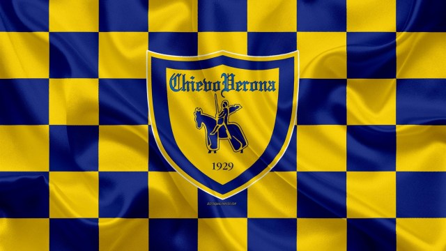 ac-chievoverona-4k-logo-creative-art-yellow-blue-checkered-flag-himnode.com