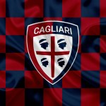 cagliari-fc-4k-logo-creative-art-burgundy-blue-checkered-flag-himnode.com