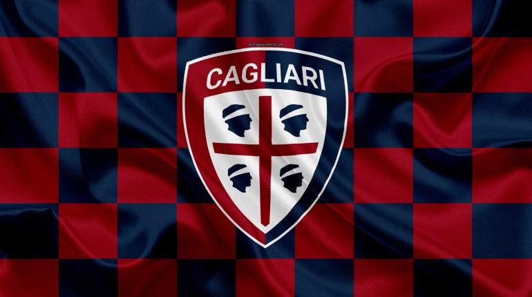 cagliari-fc-4k-logo-creative-art-burgundy-blue-checkered-flag-himnode.com