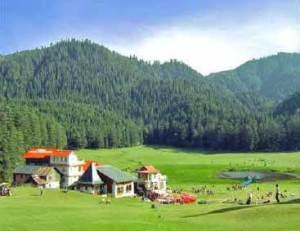 Himachal Pradesh Tourism Destinations-khajjiar