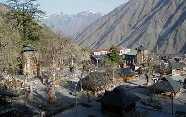 Bharmour-Chaurasi-Temple