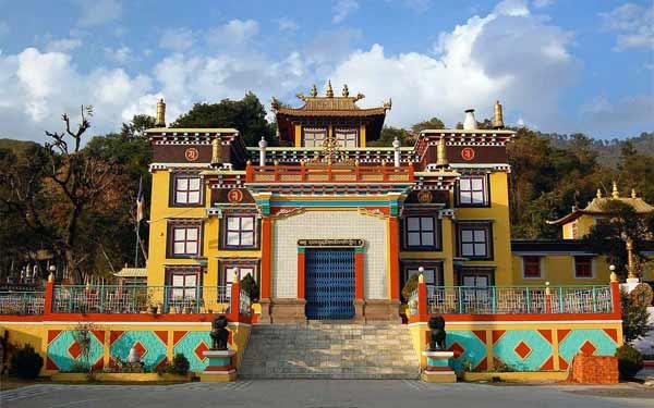 Tayul Monastery