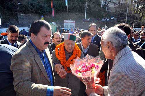 virbhadra-singh-car-parking-near-lift-shimla