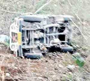 Chintpurni-accident