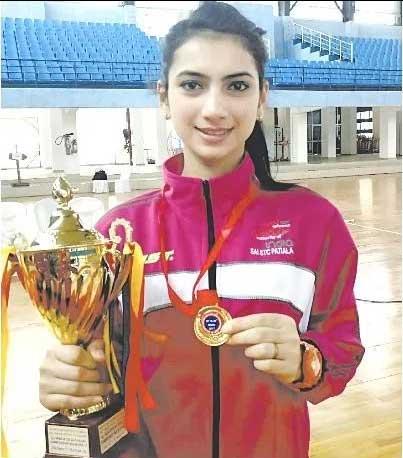 Jyotika Dutta Fencing