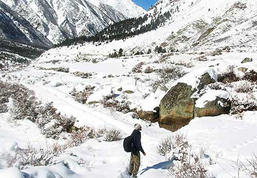 chitkul-tourists-struck-kinnaur