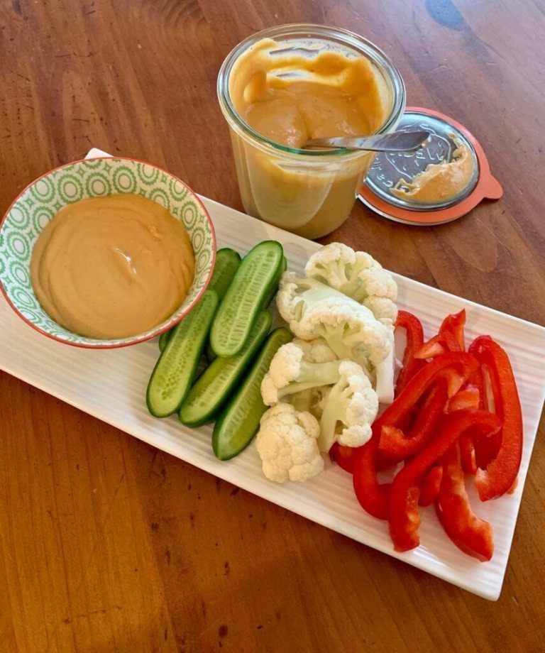 Authentic Thai Peanut Sauce Recipe