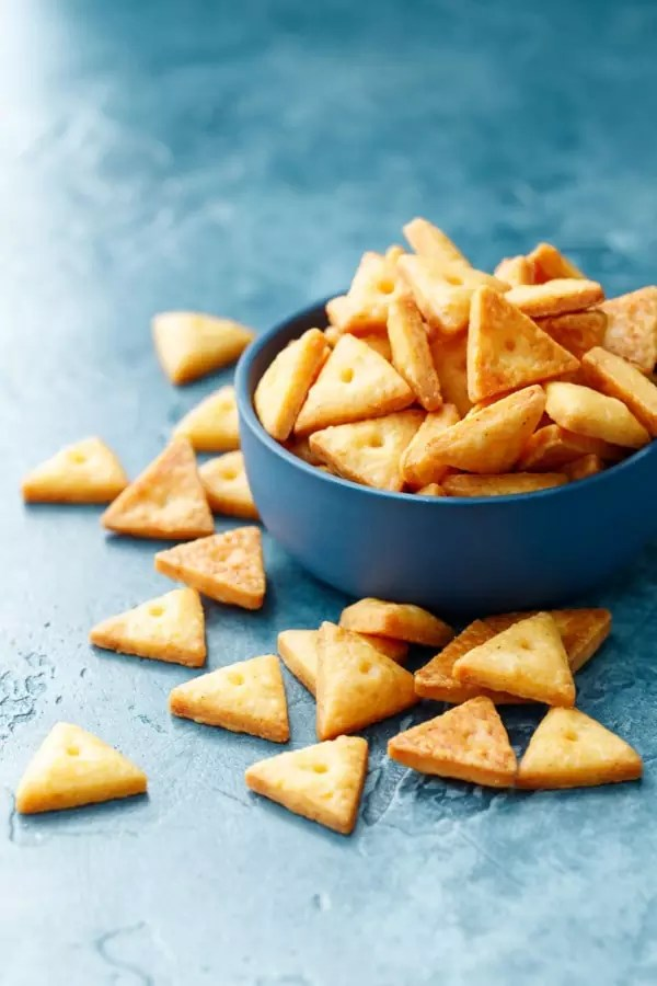 Cheese Crackers Recipe Appetizers