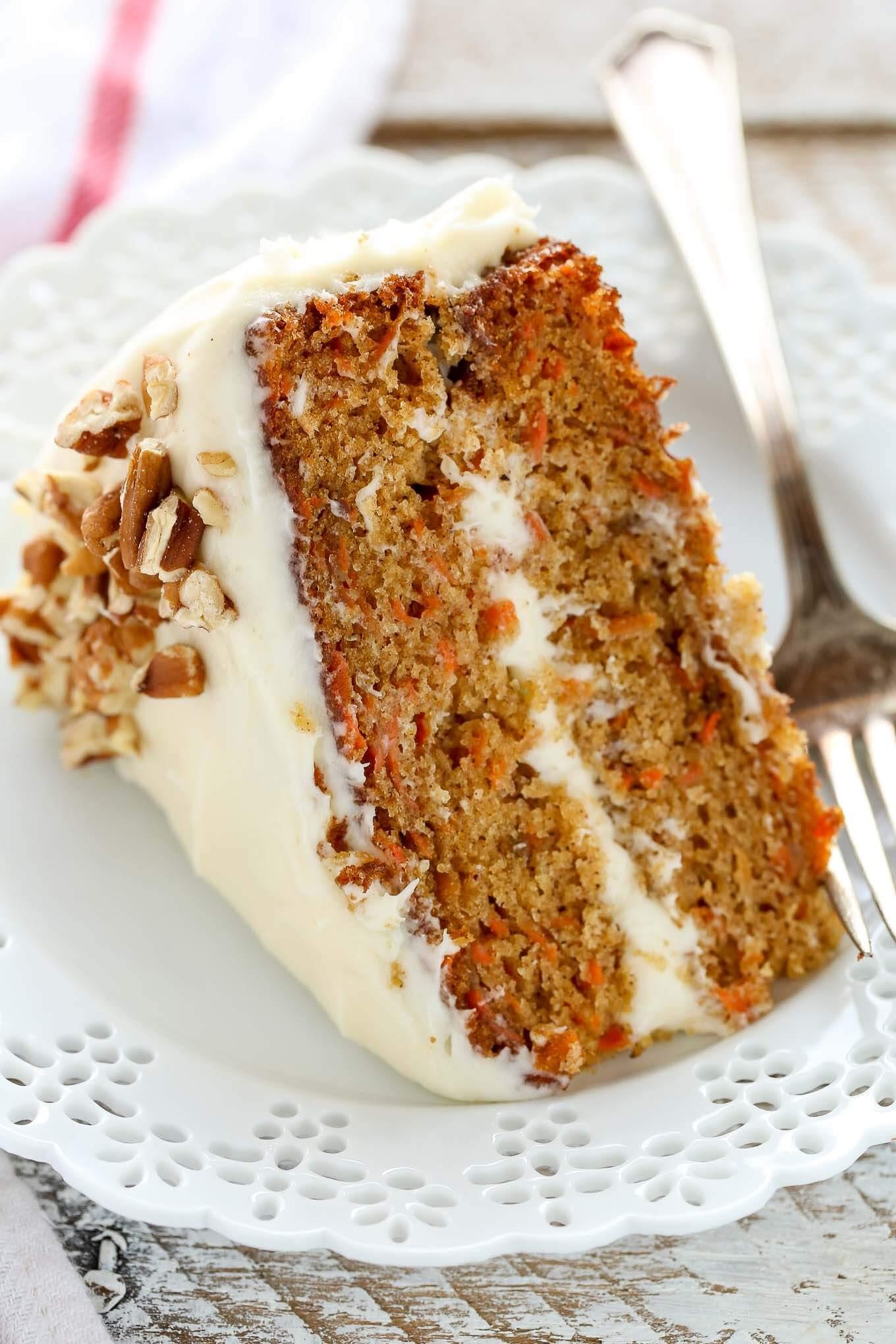 Best Moist Carrot Cake Recipe In The World