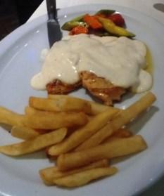Capsicum restaurant Food review