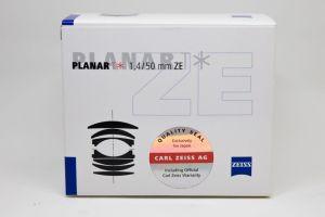 Planar T* 1.4/50 ZE