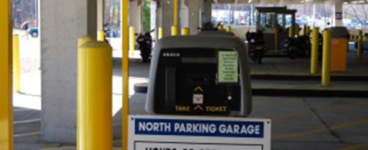 1月26日:有料駐車場の日