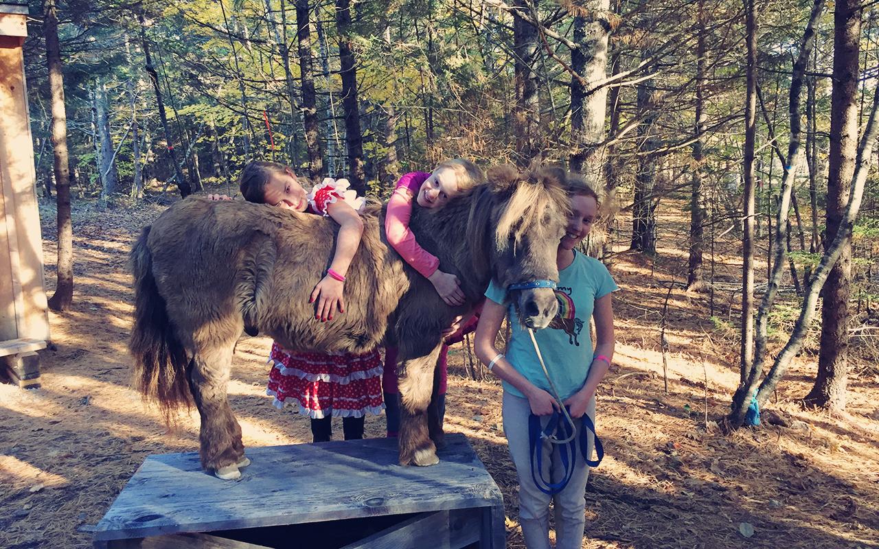 Horse Boy summer camp