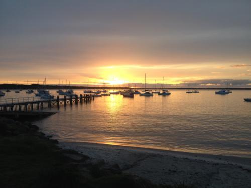 Sunrise at Callala Bay