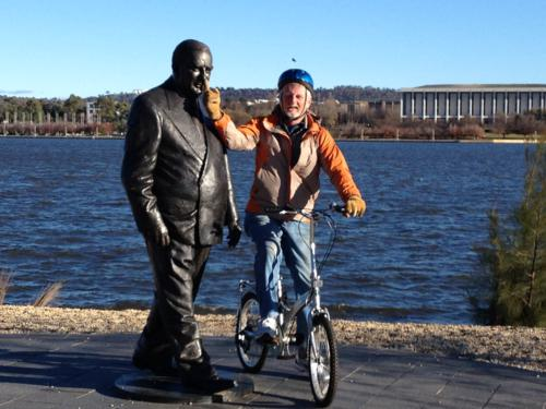 Getting up close and personal with Sir Robert Menzies