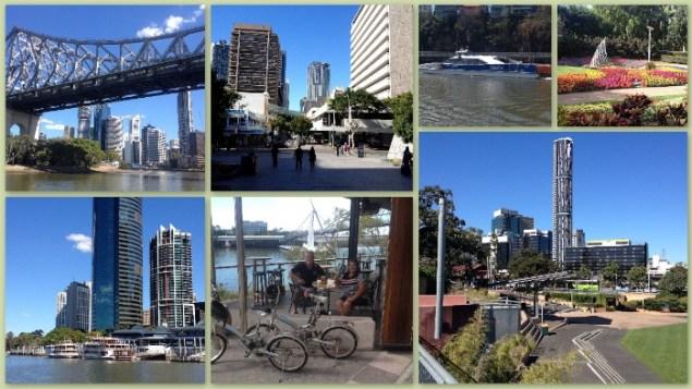 Brisbane CBD