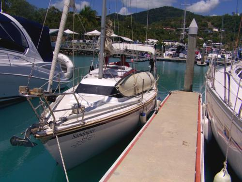 Abel Point Marina, Airlie Beach