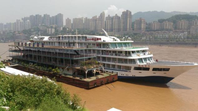 The Yangtze 1