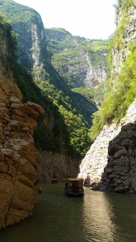 The beautiful Shennong Strream